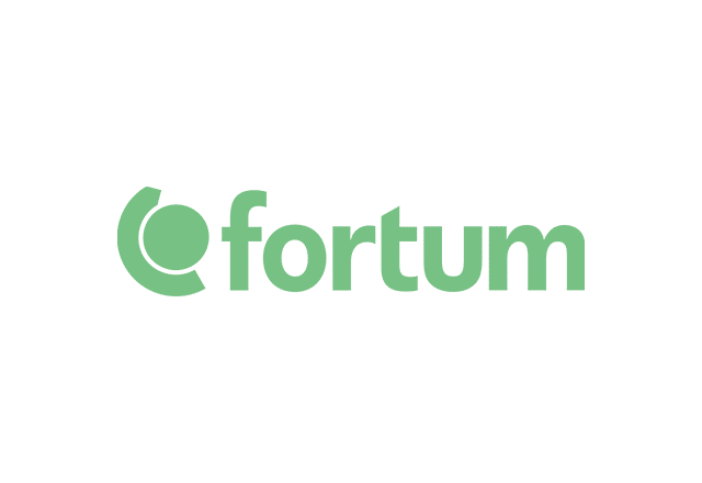 Company logo for Fortum