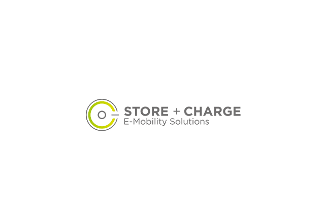 Company logo for Store + charge
